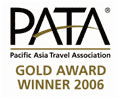 PATA Gold Award Winner